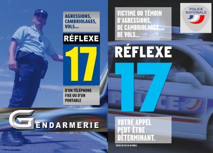 Affiche reflexe 17
